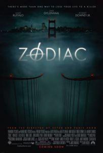 Zodiac Film Review | It Rains... You Get Wet