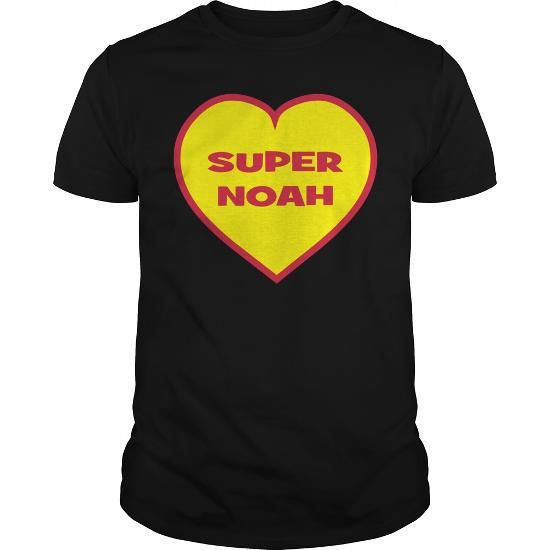 Noah is your name or the name of your family. This is a great gift for you or your family: Super Noah Tee shirts  new year ...