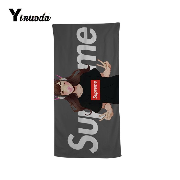 Selling brand Yinuoda lovely girl Towel Sport Fitness / Swimming Towel Microfiber Sports Towel Quick drying 80x160cm Towel  #Affiliate