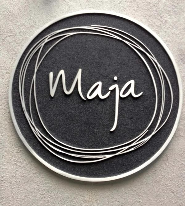 MAJA RESTAURANTE / pinned on Toby Designs