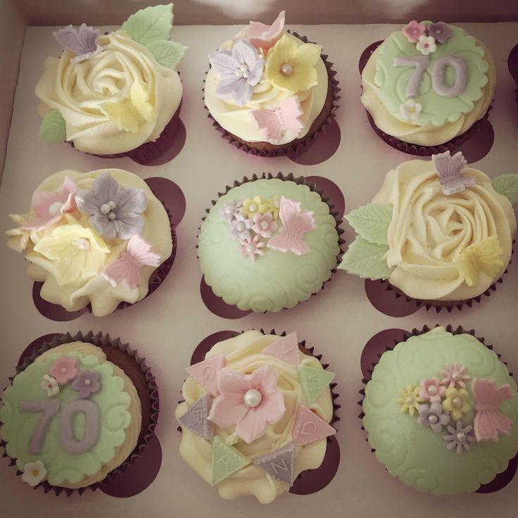 Gorgeous cupcakes,