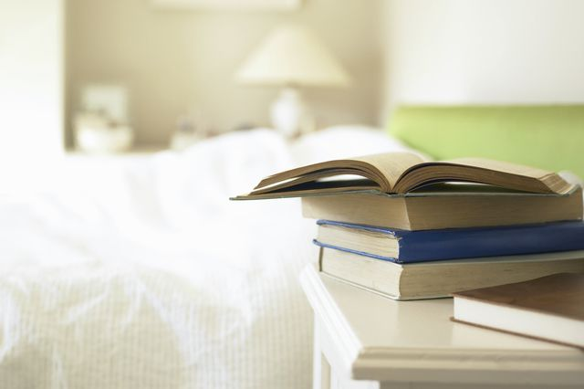 Are Books in the Bedroom Bad Feng Shui?