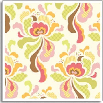 Heather+Bailey+Fabric++Groovy+Brown+from+Freshcut+by+imaginefabric,+$4.95