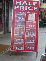 Image result for leicester square ticket booth