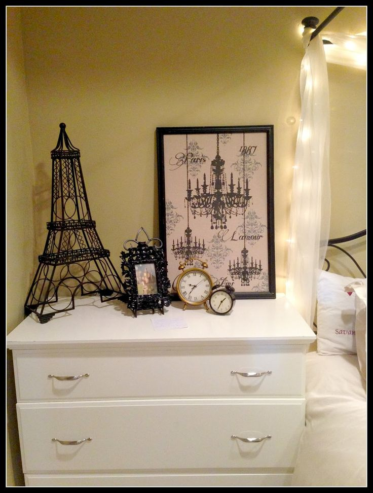 Love the clocks.......one set for my time zone and one set for Paris time zone