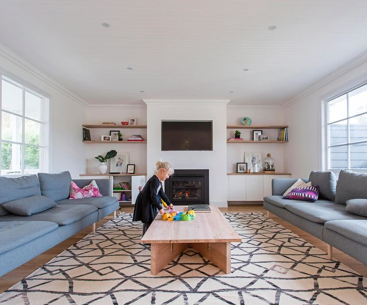 Emily and Rowan fell in love with a neglected 1970s cottage, and have renovated it twice in four years to transform it into a large and light-filled family home.