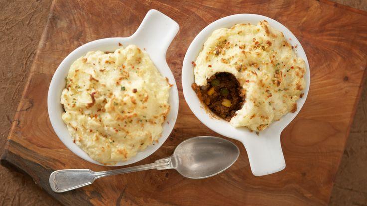 Marinara Shepherd's Pie