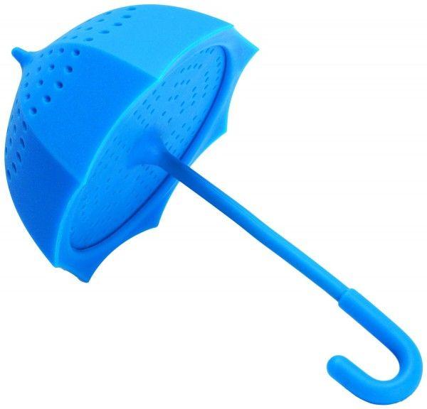 Infuseur à thé parapluie  http://www.homelisty.com/boule-a-the-55-infuseurs-a-the-super-originaux/