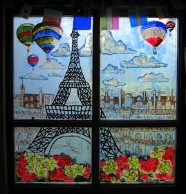 Cassie Stephens: In the Art Room: Let's Go to Paris!