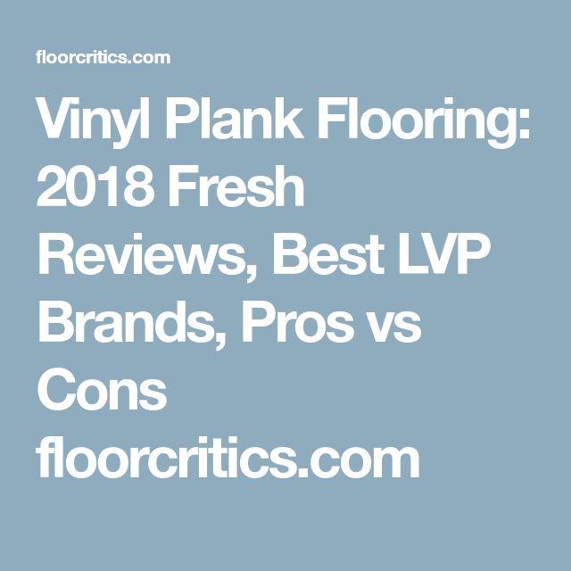 Vinyl Plank Flooring 2018 Fresh Reviews Best Lvp Brands