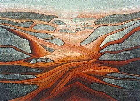 Arte textil y volumen