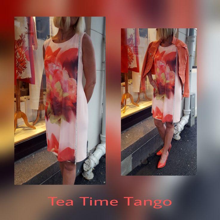 Lekre kjoler. TEA TIME TANGO  Moss
