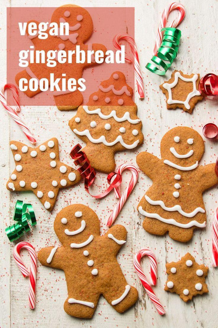 Vegan Gingerbread Cookies Vegan Gingerbread Cookies Vegan Gingerbread Gingerbread Cookies