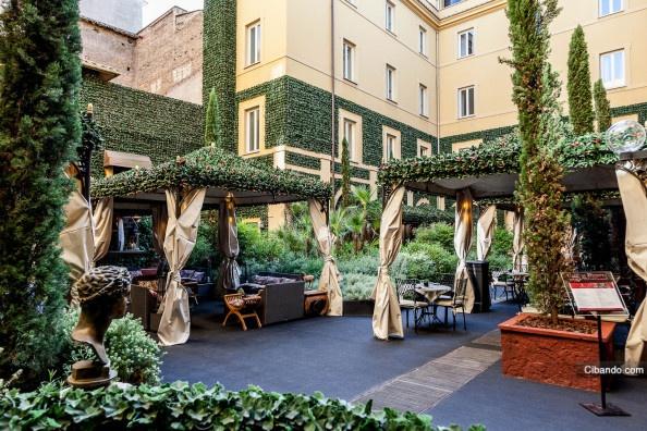 Giardino Di Zen Ristorante Roma : Gorgeous giardino di ripetta in rome garden restaurant