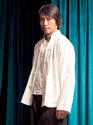 Stephen Chow - Very creative, especially about kung-fu humor.
