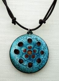 enameled jewelry - Google Search