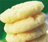 Traditional Swedish Dream Cookies