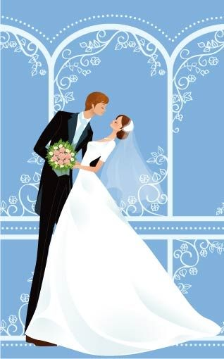 66 best FREE Wedding Vector Graphics images on Pinterest - fresh wedding invitation vector templates free download