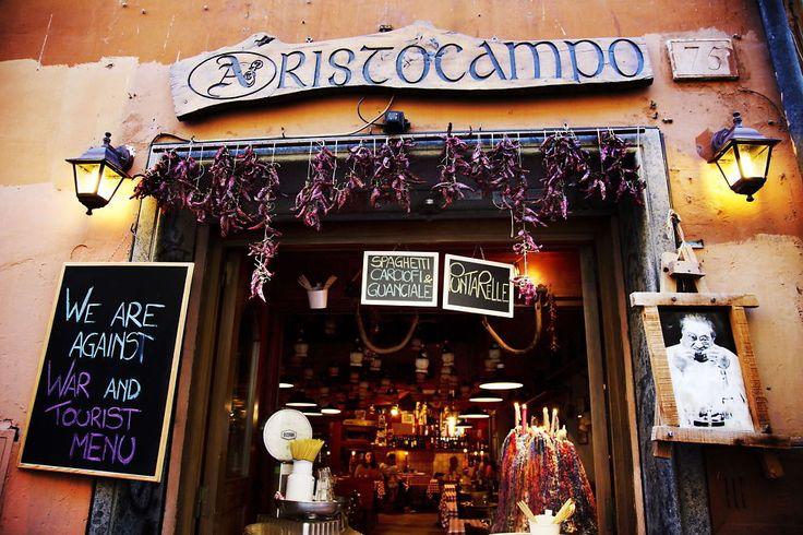 <p>VÅRBYFERIE: Bydelen Trastevere i Roma er et av stedene VGs reisejournalister anbefaler.<br/></p>