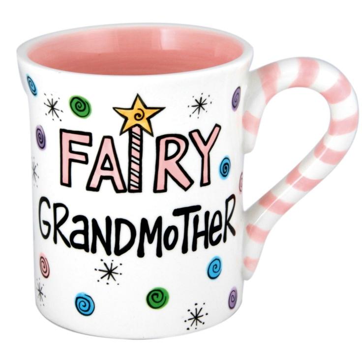 Fairy Grandmother Mug Enesco - Gorgeous Gifts