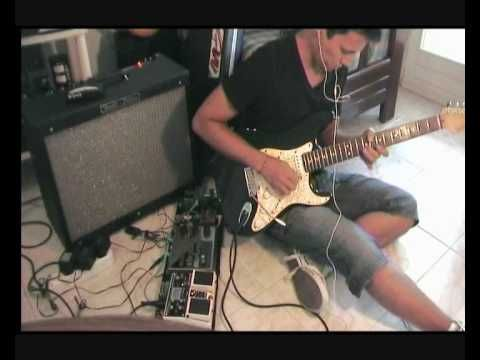 Comfortably Numb - Pink Floyd - (Jam Pedals RED MUCK Crazy lo-fi sound!!!) #jampedals #redmuck #pinkfloyd