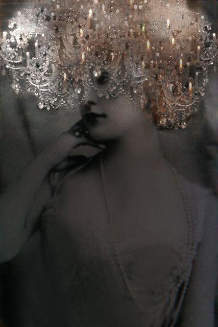 Veronica Ebert - Illuminate, 2011 Photomontage