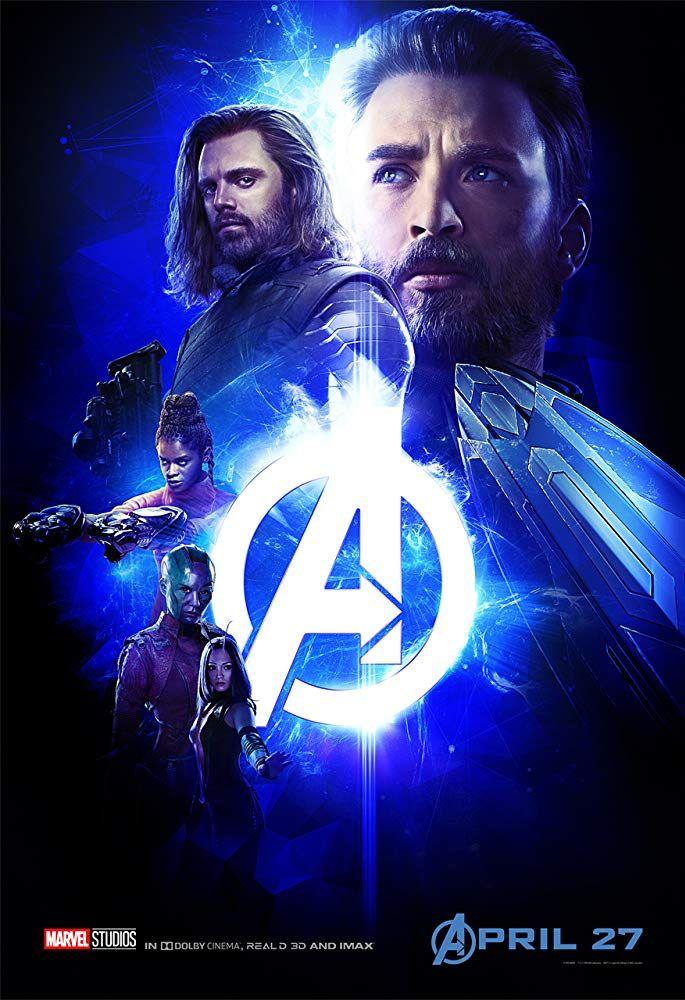 avengers infinity war pelicula completa