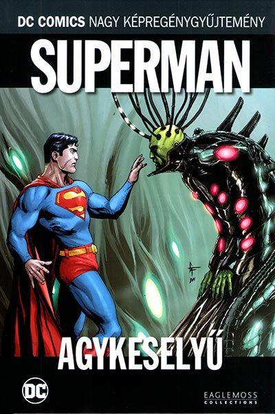 Megjelent: http://kepregenydb.hu/kepregenyek/dc-comics-nagy-kepregenygyujtemeny-3144/superman-agykeselyu-35416/