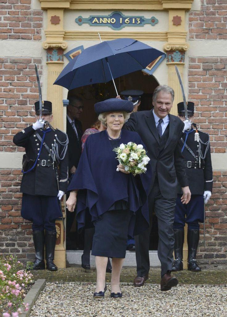 Prinses Beatrix, 2013. Foto: Fotopersburo William Hoogteyling, Buren