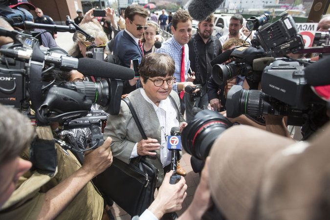sarnaev Expressed Sympathy for Boston Bombing Victims, Sister Helen Prejean Says By KATHARINE Q. SEELYEMAY 11, 2015