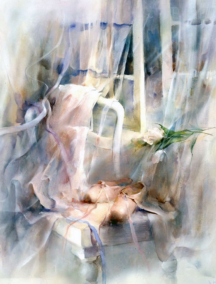 7/16/16 Hi Maureen, I picked this soft lovely painting by Willem Haenraets♡ I luv his paintings, I know you probably do too.♡ I think it would be lovely in your new cottage, don't you' Hugs and Luv' Mrs. B/Joyce xoxo ♡