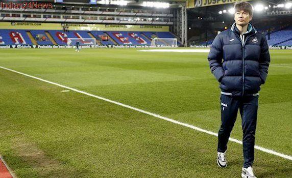 Swansea City believe they can avoid drop, says midfielder Ki Sung-yueng