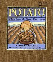 Cover of: Potato by Kate Lied