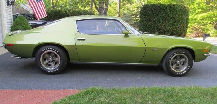 Hemmings Find Of The Day 1970 Chevrolet Camaro Z28