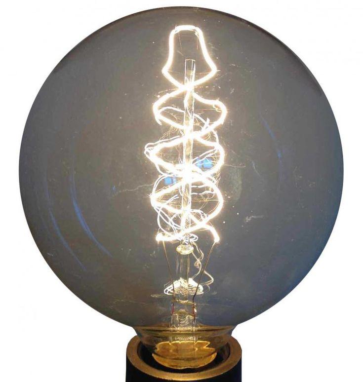 GLÖDTRÅDSLAMPA spiral från PR Home, underbart sken.  http://www.dukat.se/product/glodtradslampa-spiral