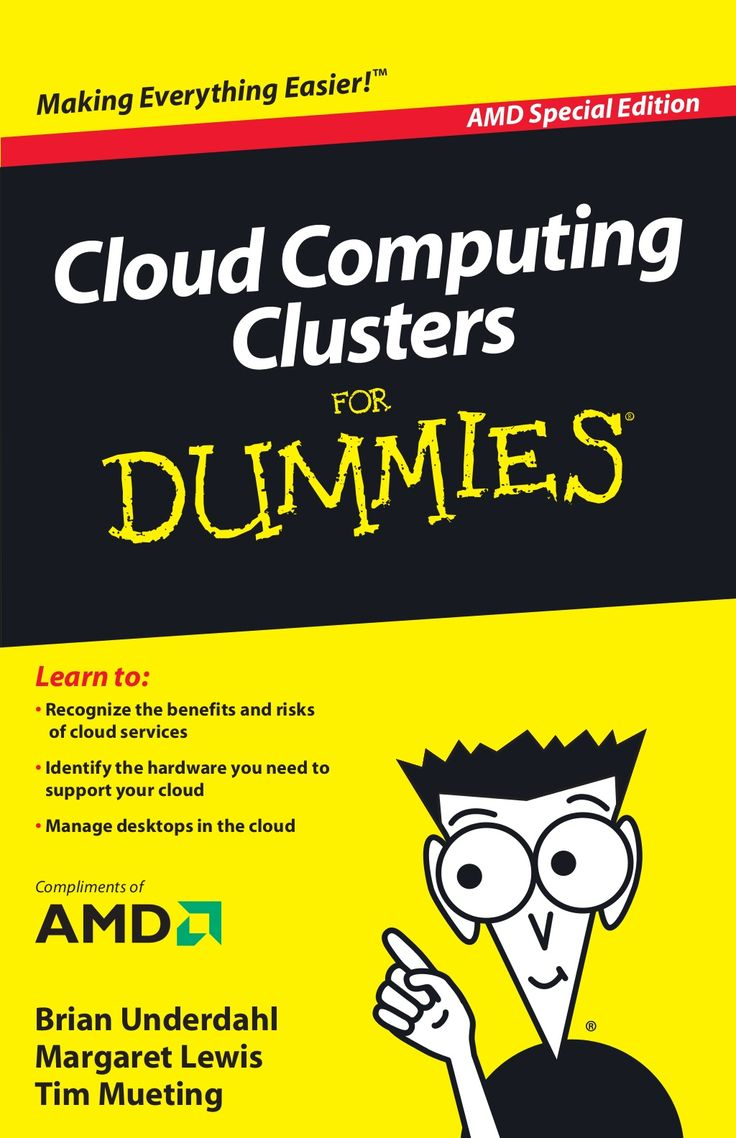 Cloud Computing Clusters for Dummies by Larry Zimbler via slideshare