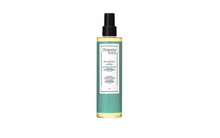 CHRISTOPHE ROBIN Purifying Finish Lotion - Die reinigende Hair-Finish-Lotion für schnell fettendes, naturbelassenes oder gefärbtes, Haar.  #meister_parfumerie #christophe_robin #robin #haarpflege #beauty #coloration #haarfarbe #hamburg #shampoo #conditioner #haaröl #haarmaske #regenerating #balm #haarbalsam #finish