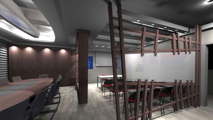 Progetto Sala Riunioni & Conferenze