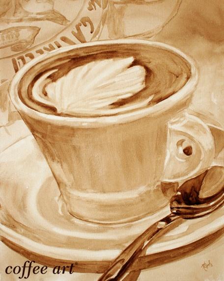 Caffè Carbonelli | Coffee Art® Andy e Angel Sarkela Saur