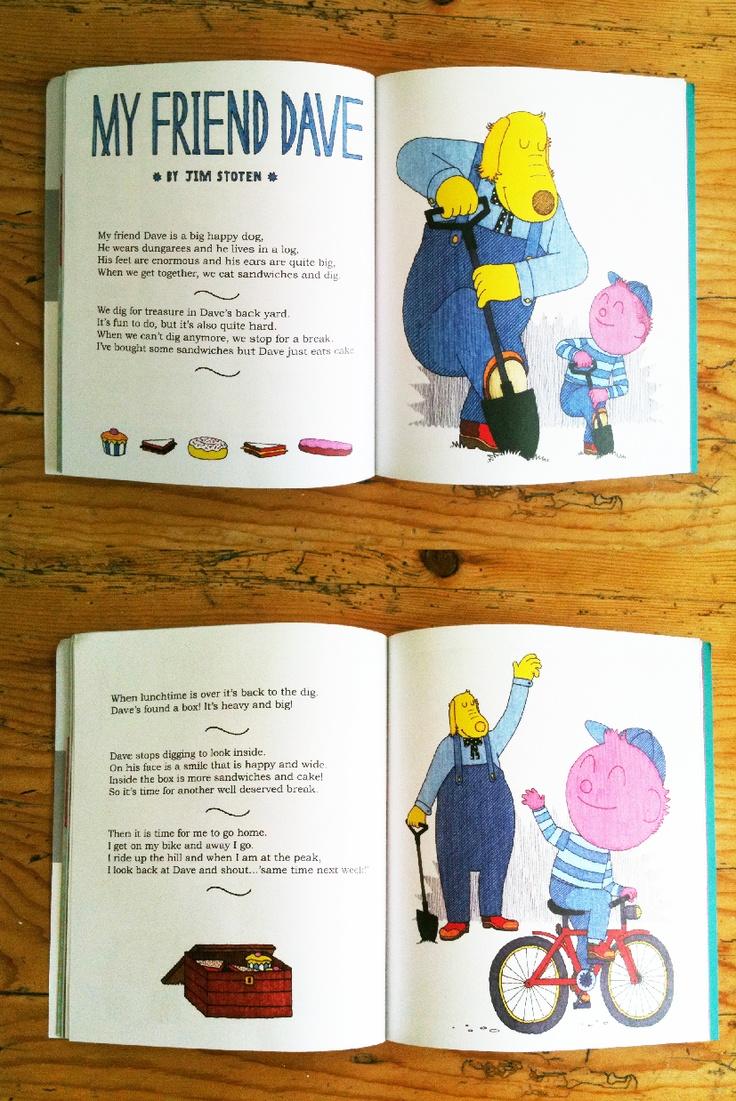 Jim Stoten aka: Jim the Illustrator.  I love this little story!