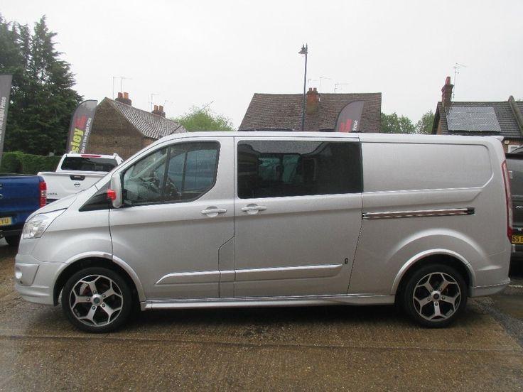 Used Ford Transit Custom Combi Van in Hemel Hempstead, Hertfordshire   Apsley Van Sales