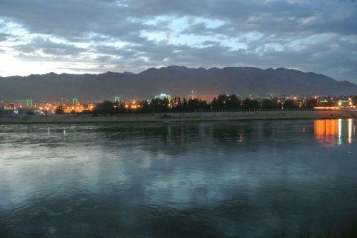 中央アジア放浪記6月13日~初タジキスタン~ (その他の都市)