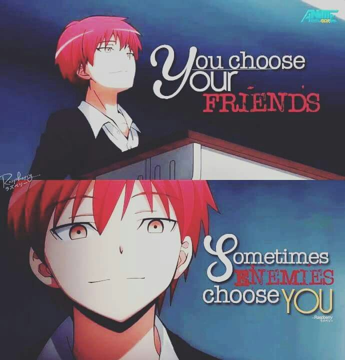 Karma | assassination classroom