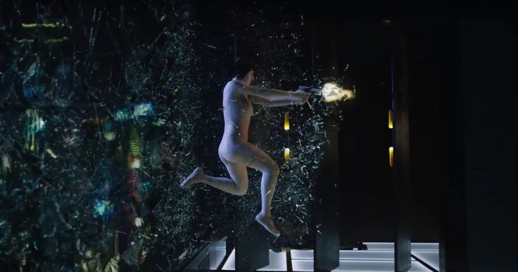 """See Explosive First 'Ghost in the Shell' Trailer With Scarlett Johansson: The dynamic first trailer for Ghost in the Shell, the Hollywood adaptation of the acclaimed anime film, has arrived.In the sci-fi blockbuster, Scarlett Johansson plays the lead role of """"the Major,"""" a half-human, half-cyborg leader of an elite task force dubbed SectionThis article originally appeared on www.rollingstone.com: See Explosive First 'Ghost in the Shell' Trailer With Scarlett Johansson…"""