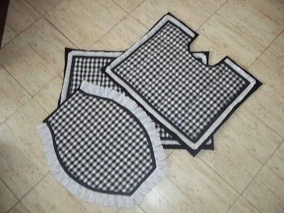 Jogo De Banheiro Marrom E Amarelo : Best banheiro xadrez ideas that you will like on