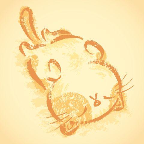 .'Impudent cat' by Toru Sanogawa.