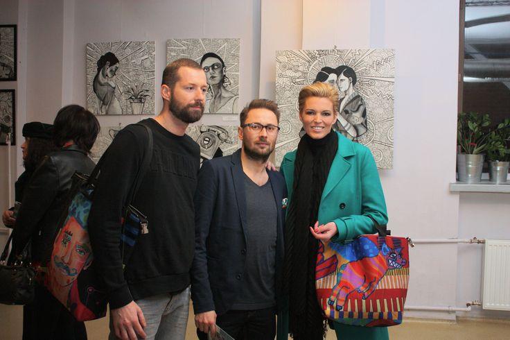 Maciej Muszyński, Ilona Felicjańska, Marcin Painta - Mima bags