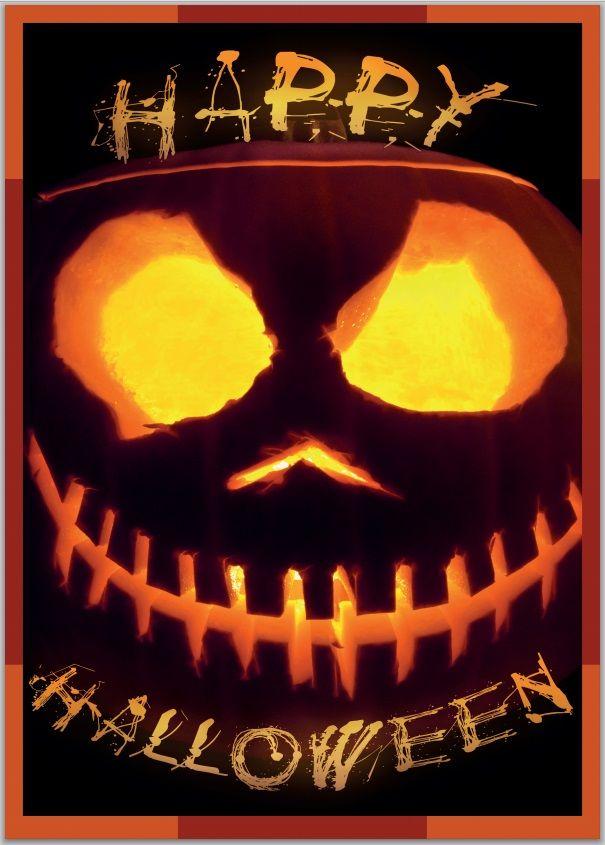 free printable  halloween poster
