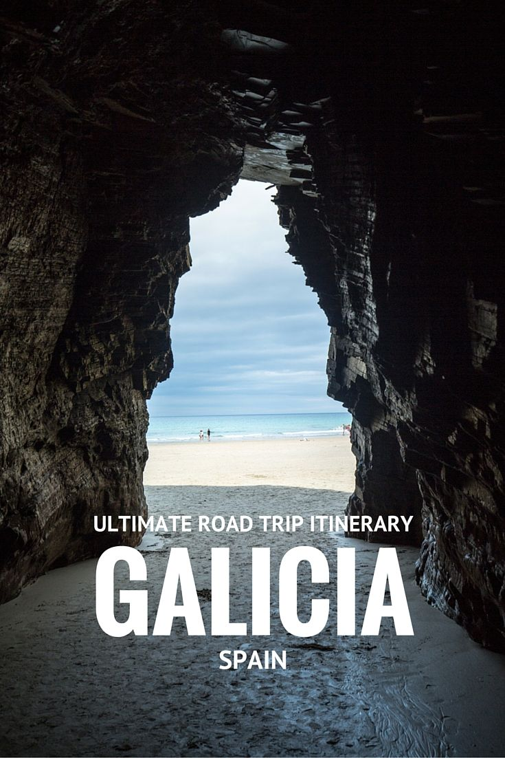 Ultimate Road Trip Itinerary Galicia, Spain