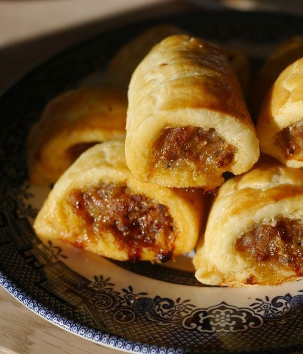 Everyone should be able to tuck in and enjoy a sausage roll once in a while. This recipe includes a great gluten-free pastry so gluten dodgers don't have to miss out.